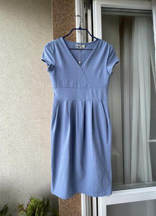 Ніжне блакитне плаття pier one, підійде також вагітним