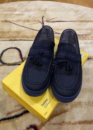 Туфлі-мокасіни tutubi 36 р