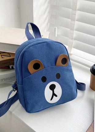 Рюкзак для мальчика от 2х лет