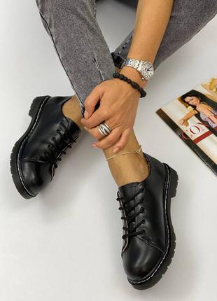 Ботинки - кроссовки - туфли. натуральная кожа