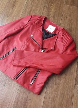 Куртка, косуха mango s-m