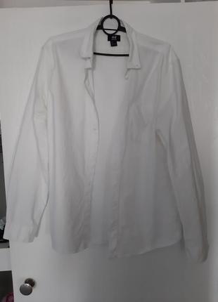 Котоновая рубашка,блузка