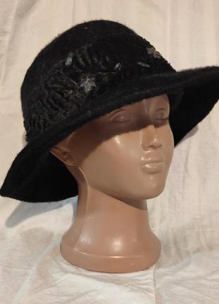 Шляпа меховая  теплая