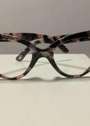 Продам новые женские стильные очки для работы за компьютером