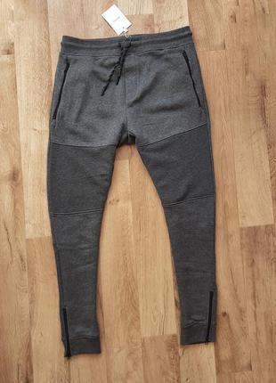 Bershka спортивные штаны