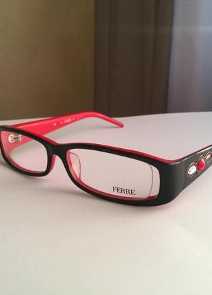 Распродажа фирменная оправа под линзы,очки оригинал gf.ferre gf33702