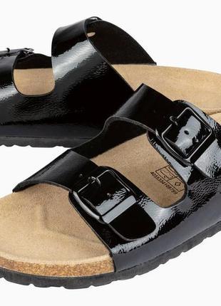 Оригинальные новые женские шлепанцы сандалии esmara германия