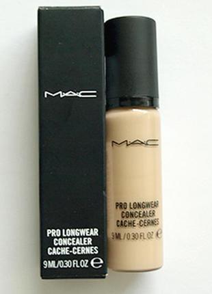 Mac pro longwear concealer жидкий корректор nw15