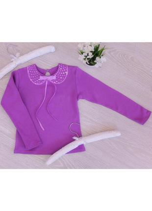 Блуза дитяча, лілова