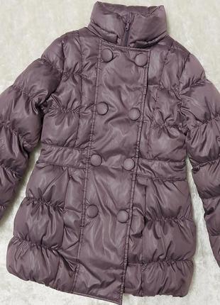 Стильна брендова курточка /пуховик , оригінал united colors of benetton