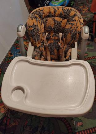 Детский столик для кормления peg perego prima pappa best