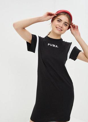 Платье-футболка puma