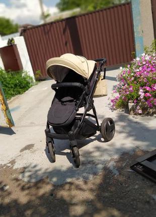 Дитяча коляска bair leo 2в1