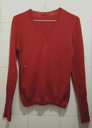 Hugo boss: шерстяной свитер