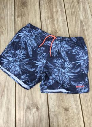 Стильные актуальные шорты brunotti h&m zara asos тренд для плавания