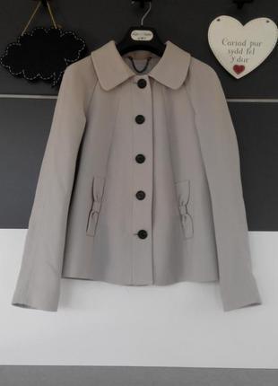 Коротке пальто; h&m; xs