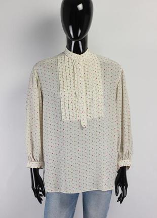 Шёлковая блузка люкс бренд германия
