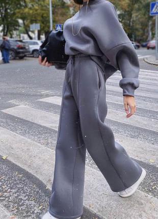 Теплый костюмчик 💜💜💜