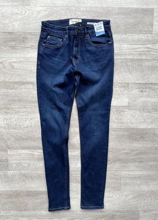 Pull bear джинсы зауженные 31 размер