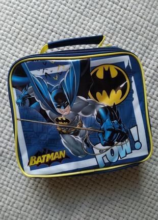 Ланч бокс batman marvel comics термосумка