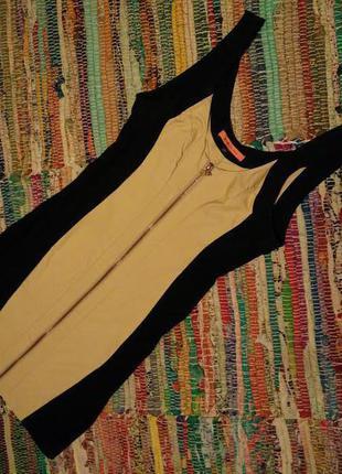 Бандажное платье bershka