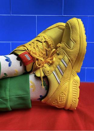 Мега улетные кроссовки лимитированный выпуск adidas & lego, размер 36,5 (стелька 23.5 см)