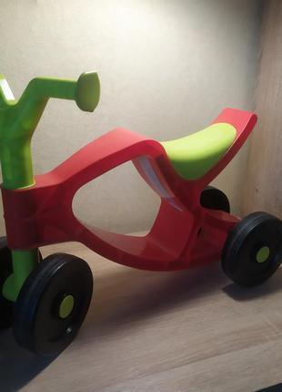 Велобег для детей от 1,5 до 3 лет
