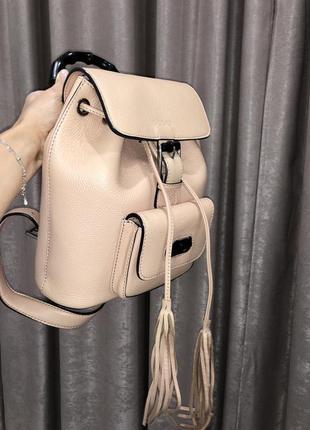 Сумочка-рюкзак gucci