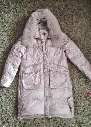 Зимова куртка пальто
