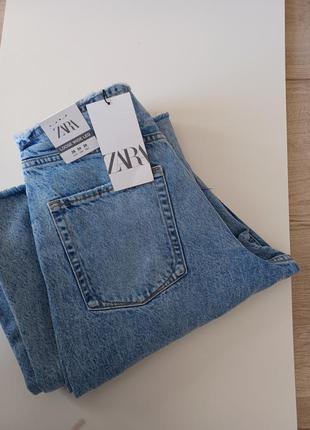 Широкі джинси zara