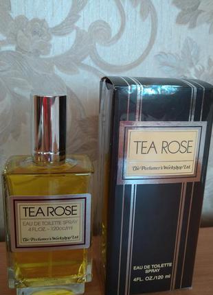 Perfumer`s workshop tea rose