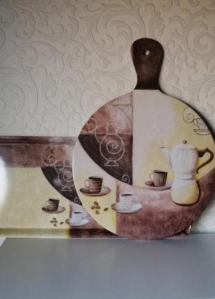 Меламиновый набор посуды