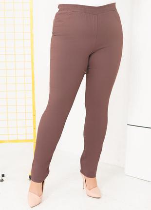 Женские джинсовые брюки джеггинсы