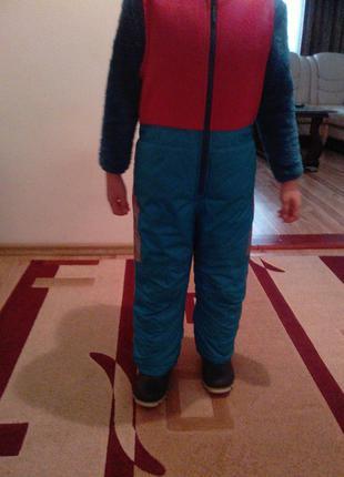 Лижні штани cornett-вол