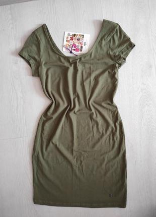 Трикотажное платье ajc р.42-44