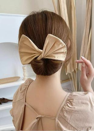 Твистер-резинка для волос