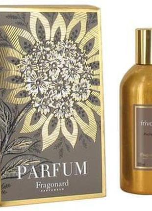 Frivole parfum fragonard 120ml