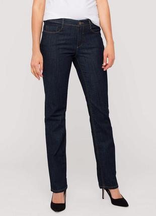 Классические прямые джинсы от c&a, 36р, оригинал испания
