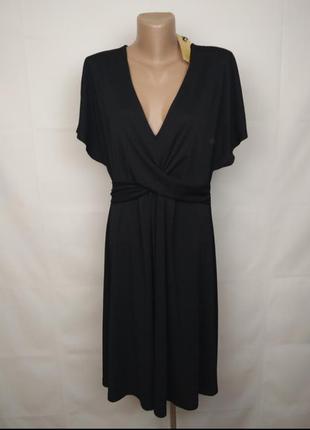 Новое, эластичное, люксовое платье h&m