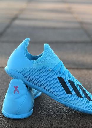 Adidas x 19.3 in футзалки