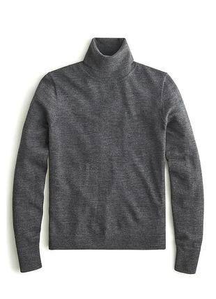 Шерстяной мериносовый свитер