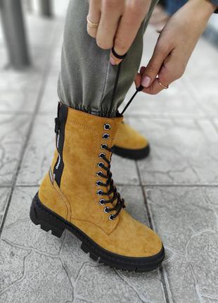 Ботинки dockers оригинал