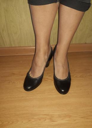 Натуральная кожа/мегамягкие туфельки
