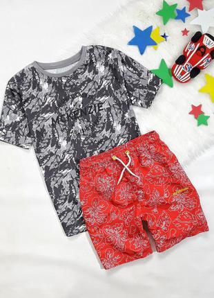 Набор футболка + шорты mckenzie на 11-13 лет, состояние идеальное