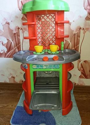 Игрушечная печка для маленькой хозяюшки 200 грн. плюс подарочки., кухня.