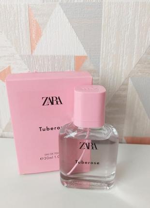Парфюмированная вода, духи, парфюм zara tuberose 30ml