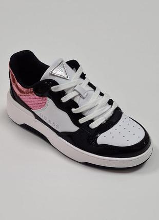 Оригинальные стильные кеды кроссовки guess 36-36.5, 39.5-40 и 41 размера оригинал