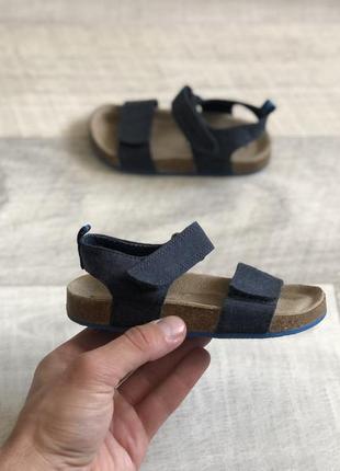 Next коркові босоніжки сандалі оригінал