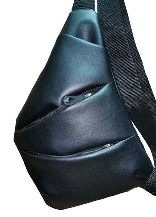 Сумка слинг мужская через плечо