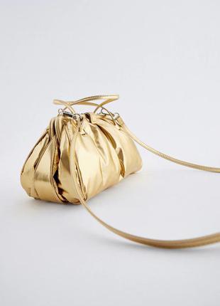 Маленькая сумка zara